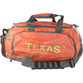 Texas Usa Exclusive Imported Special 2-in-1 -Backpack cum Duffel Bag