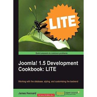 Joomla! 1.5 Development Cookbook LITE