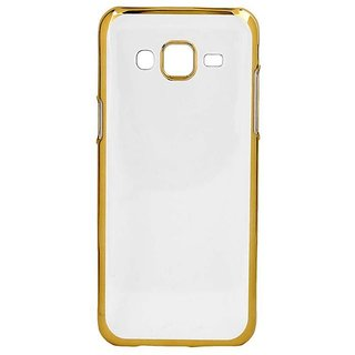 Lyf Wind 6 Golden Bumper Back Cover