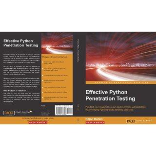 Buy Effective Python Penetration Testing Online Get 0 Off