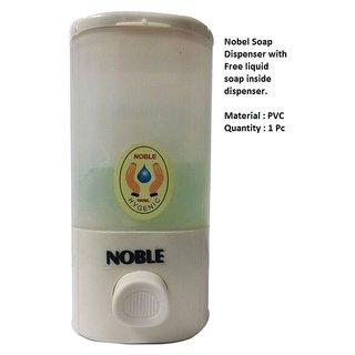 SSS-Nobel Soap Dispenser with Free Liquid soap