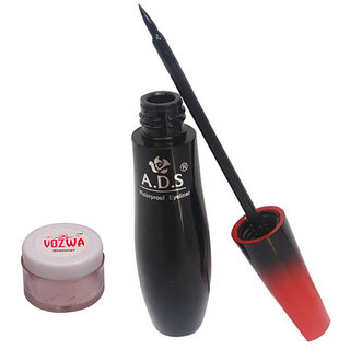 Vozwa Light Copper Shimmer Powder With Eyeliner-(LightCopperShimmer1595E)