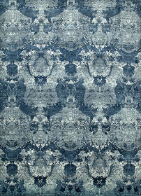 Modern Hand Knotted Chicory Wool  Art Silk Area Rugs By Jaipur Rugs