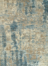 Modern Hand Knotted Mink Wool  Art Silk Area Rugs By Jaipur Rugs