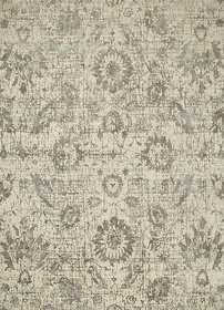 Transitional Hand Knotted White Wool  Art Silk Area Rugs By Jaipur Rugs