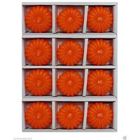 Atorakushon PACK OF 12 DESIGNER FLOATING CANDLE FOR DIWALI BIRTHDAY DECORATE CHRISTMAS PARTY