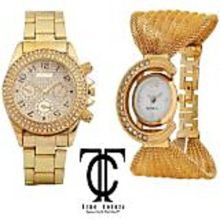 TRUE COLORS IIK JACKPOT COMBO FASHION HUNT Analog Watch - For Boys  Men  Girls  Women  Couple