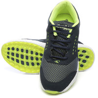 Combit Blue And Green Sport Shoes For Men
