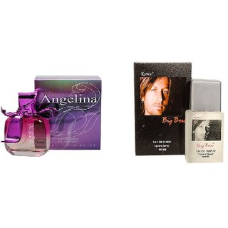 Ramco Angelina and Boss Black Perfume 100ML100ML