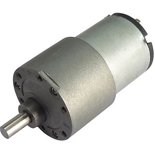 Buy 24v dc gear geared offside motor 30 rpm high torque for Gear motor 500 rpm
