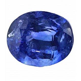 5.25 Ratti   Blue Sapphire  gemstone  LAB  Certificate