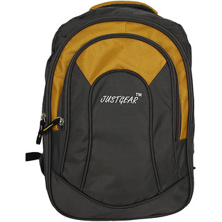Just Gear 1351 Yellow Backpack