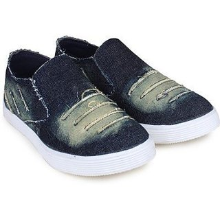 a5533762ef1 Buy Blue Jeans Loafer Shoes For Men Online   ₹399 from ShopClues