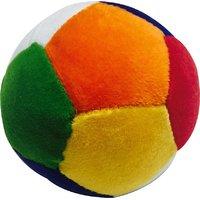 Zivaha Plush Ball (multicolor) - 6 iNCH (Multicolor)