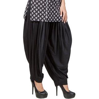 Pietra Black colored Pan Style Dhoti