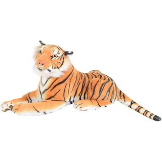 ZIVAHA Cute Tiger Teddy Bear Soft Lovely Toys - 49 cm  (Multicolor)