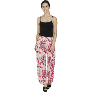 Pietra Light Pink colored Harem Pants