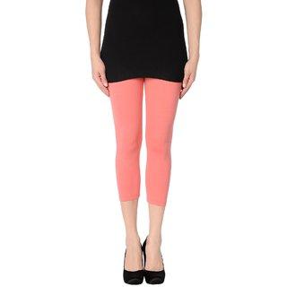 Pietra Peach colored plain legging