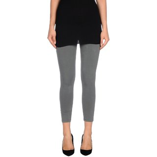 Pietra Grey colored plain legging