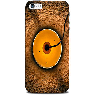Mikzy  Printed Designer Back Cover Case for Iphone 5/5S
