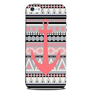 Mikzy Fair Isle Geometric Pattern Printed Designer Back Cover Case for Iphone 5/5S