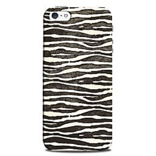 Mikzy Slopes Pattern Printed Designer Back Cover Case for Iphone 5/5S