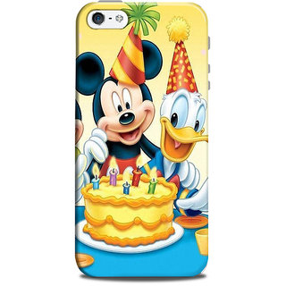 Mikzy Multicolour Printed Designer Back Cover Case for Iphone 5/5S
