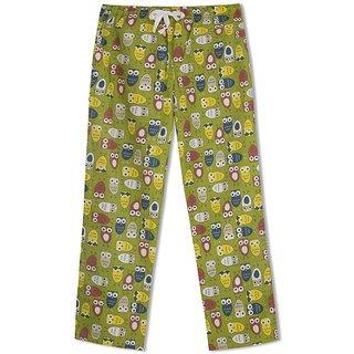 GreenApple Watchful Owls Mummas Pyjamas