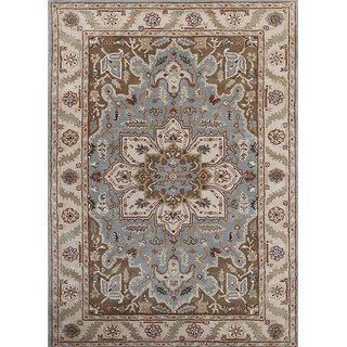 Classic Hand Tufted Mix Wool Area Rugs By Jaipur Rugs