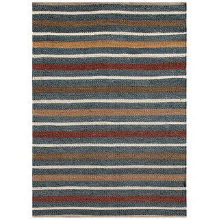 Naturals Flat Weaves Graphite Hemp Area Rugs By Jaipur Rugs