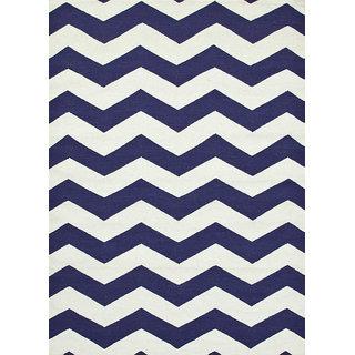 Flat Weave Flat Weaves Purple Velvet Wool Area Rugs By Jaipur Rugs