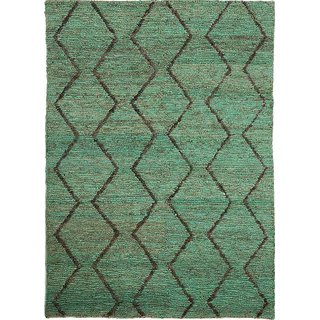 Naturals Tibetan Aruba Blue Hemp Area Rugs By Jaipur Rugs