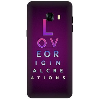 A marc inc. Back Cover for Samsung Galaxy J5 SKU-10275-CSN17AN10876
