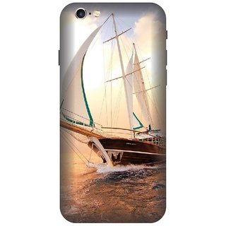 A Marc Inc. Back Cover for Apple iPhone 6s SKU-10233-CSN18AN11434