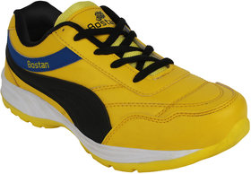 Bostan Men Yellow  Shoes