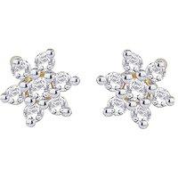 Nakshatra 18K Yellow Gold Diamond Earring for Women