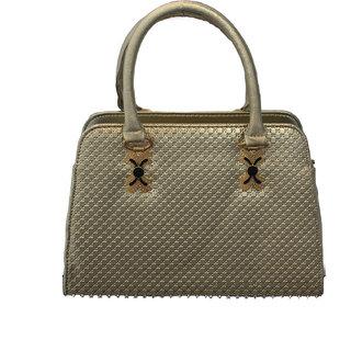 BagsHub Metallic Gold Wedding Bag (B0457-0000100044-V004)