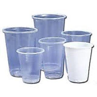 Clear Plastic Glasses for Iced Tea Glasses set of 50