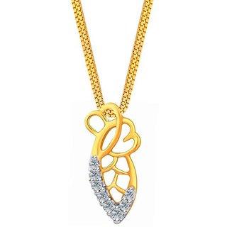 Shuddhi Diamond Pendant IDP00358SI-JK10Y