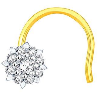 Sangini Diamond Nosepin NNPC073SI-JK18Y