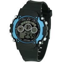 Crude Smart Digital Watch-rg384 With Adjustable PU Stra