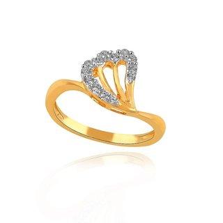 Maya Diamond Diamond Ring PR12104SI-JK18Y