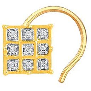 Sangini Diamond Nosepin NNPC016SI-JK18Y