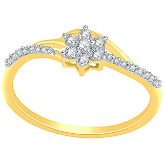Nakshatra Diamond ring NRC1253SI-JK18Y