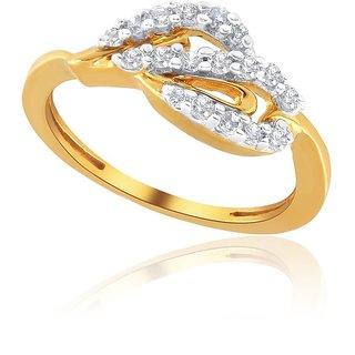Maya Diamond Diamond Ring PR12455SI-JK18Y