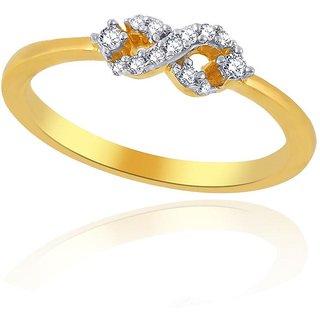 Asmi Diamond Ring AAR286SI-JK18Y