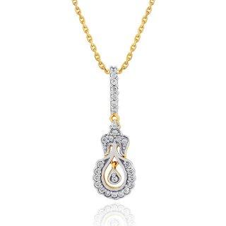 Beautiful diamond pendant by Sangini