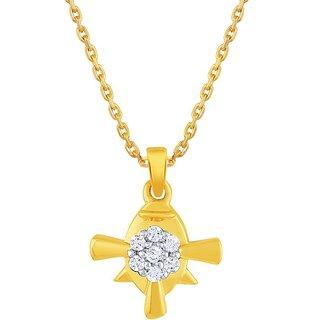 Nakshatra Diamond Pendant NPC299SI-JK18Y