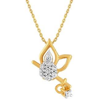 Nakshatra Diamond Pendant NPC355SI-JK18Y