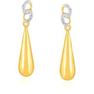 Nirvana Diamond Earrings AAEP848SI-JK18Y